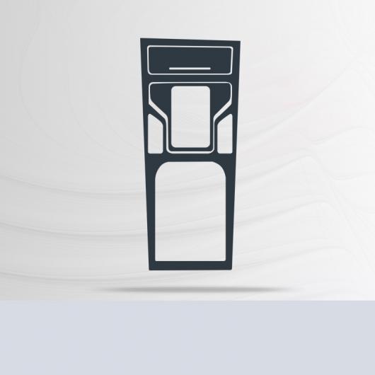 AL TPU ギア セントラル コントロール ギア フィルム 保護 ステッカー 適用: 奇瑞汽車 アリゾ GX 2018 2019 2020 傷つき防止 タイプ 1 AL-FF-5200
