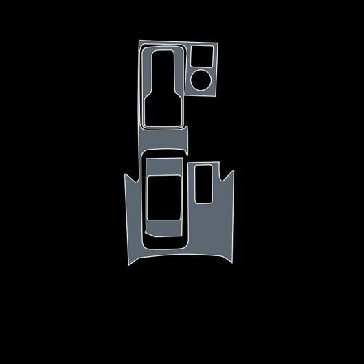 AL TPU ギア ダッシュボード GPS ナビゲーション スクリーン フィルム ステッカー 適用: 三菱 エクリプス クロス 2018 2019 2020 タイプ 4 AL-FF-5209