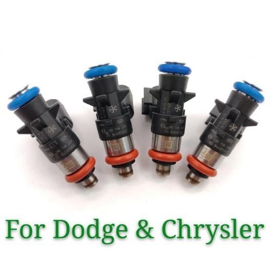 AL 6ピース 3.6L フューエル インジェクター フロー 適用: ダッジ チャレンジャー アベンジャー クライスラー 200 300 0280158233 5184085AD AL-FF-5665
