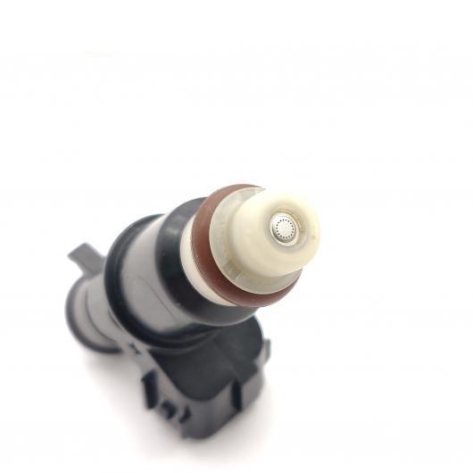 AL 4ピース フューエル インジェクター フロー 適用: ホンダ シビック 06-11 1.8L 16450-RNA-A01 16450RNAA01 インジェクション ノズル AL-FF-6047
