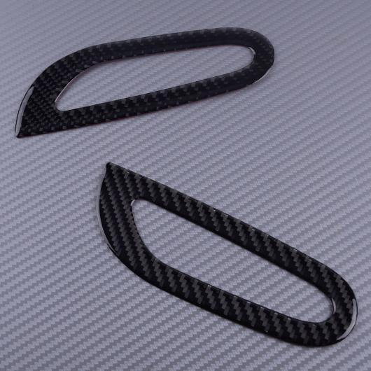 AL カーボンファイバー サイド シグナル マーカー ターン ライト カバー トリム 適用: BMW 3 セリエ E90 E92 E93 2005-2007 2008 2009 2010 2011 2012 AL-FF-6613