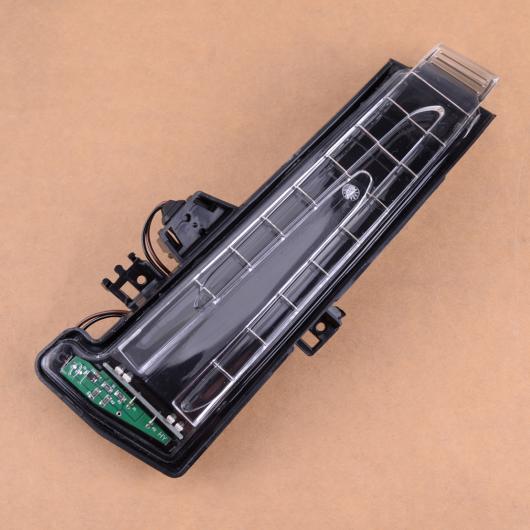 AL 1ピース 左ハンドル サイド ドア ミラー インジケーター ターンシグナルライト ランプ 適用: メルセデス ベンツ W204 W212 W221 AL-FF-7167