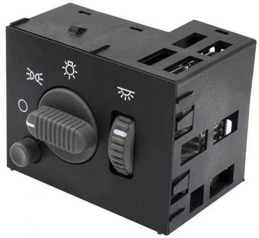 AL ヘッドライト 調光器 スイッチ 15755595 適用: シボレー シルバラード GMC トラック 1999-2002 AL-FF-7650