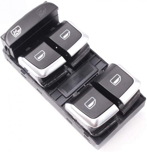 AL 8KD959851A 8K0959851F ウインドウ コントロール スイッチ 適用: アウディ A4 S4 Q5 B8 オールロード AL-FF-7979