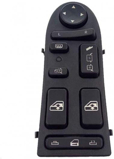 AL パワー ウインドウ リフター コントロール スイッチ 81258067045 適用: MAN TGA 41.660 FVDS FVDLS MAN TGA 41.480 AL-FF-8037