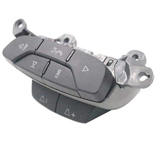 AL OEM 25851950 コントロール ボタン スイッチ 25851950 適用: 2007-2011 GMC シエラ シルバラード ステアリング WHEEL-CRUISE AL-FF-8059