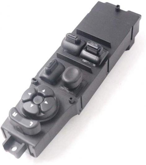 AL ウインドウ マスター スイッチ パワー コントロール スイッチ ドア ロック スイッチ 56045538AB 適用: 2001-2004 ダッジ ダコタ レギュラー キャブ AL-FF-8107