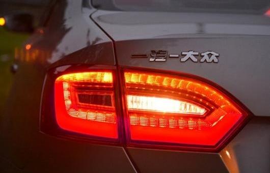AL テール ランプ 適用: VW フォルクスワーゲン/VOLKSWAGEN ジェッタ ライト 2012-2014 LED リア DRL + ブレーキ パーク シグナル ストップ AL-HH-0150