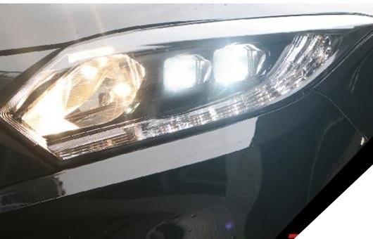 AL 適用: ホンダ ベゼル ヘッドライト 2015-2016 ヘッドランプ LED DRL プロジェクター H7 HID バイキセノン レンズ 4300K~8000K 35W・55W AL-HH-0263