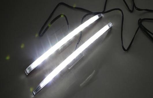 AL 適用: ビュイック/BUICK ラクロス 2013-2014 LED DRL デイタイムランニングライト 高光度 ガイド AL-HH-0448