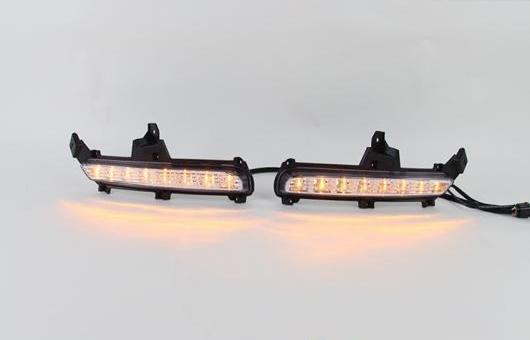 AL 適用: 起亜 K2 LED DRL フォグ ランプ デイタイムランニングライト 高光度 ガイド ストレート バー シャープ AL-HH-0449