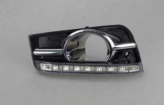 AL 適用: シボレー/CHEVROLET クルーズ 11-13 LED DRL フォグ ランプ デイタイム ランニング 高光度 ガイド ライト AL-HH-0523
