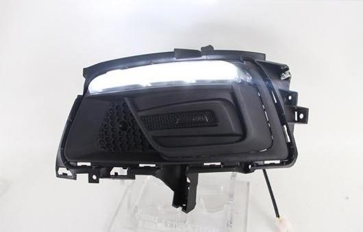 AL 適用: シボレー/CHEVROLET クルーズ LED DRL 2015 高光度 ガイド フォグ ランプ デイタイムランニングライト B スタイル AL-HH-0540