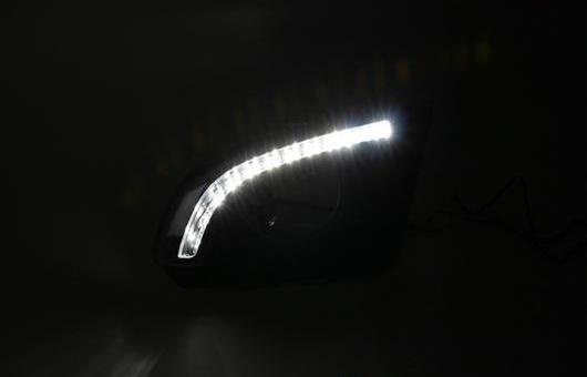 AL LED DRL 適用: シボレー/CHEVROLET キャプティバ 2014-2015 デイタイムランニングライト フォグ ライト ホワイト AL-HH-0567