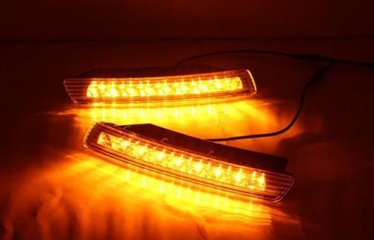 AL 適用: VW フォルクスワーゲン/VOLKSWAGEN ビートル 2007-2010 LED DRL フォグ ランプ デイタイムランニングライト 高光度 ガイド AL-HH-0594