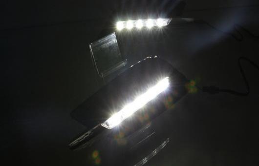 AL 適用: シボレー/CHEVROLET セイル 3 LED DRL 高光度 ガイド フォグ ランプ デイタイムランニングライト A STY AL-HH-0674