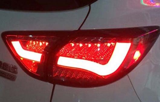 AL 適用: マツダ CX-5 テールライト LED テール ランプ リア DRL + ブレーキ パーク シグナル ライト レッド AL-HH-0767