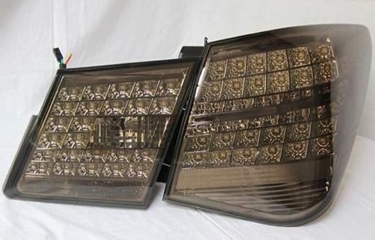 AL 適用: シボレー/CHEVROLET クルーズ テールライト ベンツ デザイン 2012 LED テール ランプ リア DRL + ブレーキ パーク シグナル ライト レッド AL-HH-0779