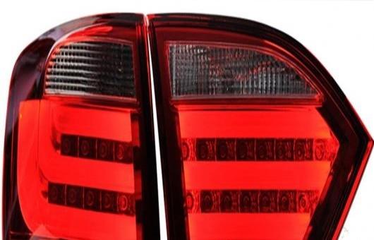 AL 適用: フォルクスワーゲン/VOLKSWAGEN VW ジェッタ MK6 テール ライト 2011 2012 2013 2014 LED テールライト DRL リア トランク シグナル + ブレーキ リバース レッド レッド AL-HH-0783