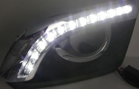 AL 適用: シボレー/CHEVROLET キャプティバ 15-17 LED DRL フォグ ランプ デイタイム ランニング 高光度 ガイド ライト 35W ホワイト・イエロー 5500K AL-HH-0891