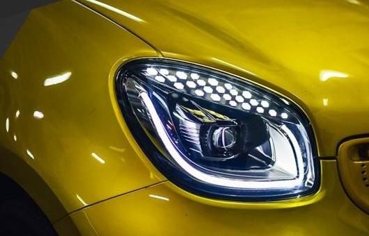 AL ヘッドライト 適用: メルセデスベンツ/MERCEDES BENZ ベンツ スマート LED ヘッドランプ デイタイムランニングライト DRL バイキセノン HID 4300K~8000K 35W・55W AL-HH-0934