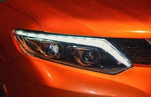 AL ヘッドライト 適用: 日産 エクストレイル 2014 LED X-TRAI ヘッドランプ デイタイムランニングライト DRL バイキセノン HID 4300K~8000K 35W・55W AL-HH-0935