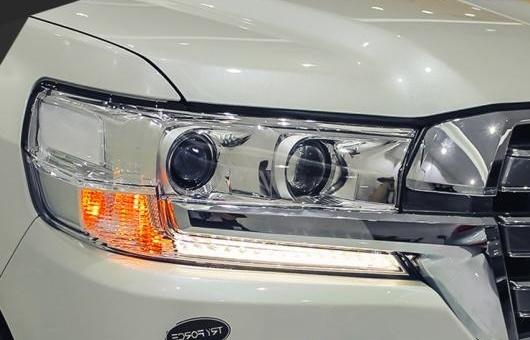 AL ヘッドライト 適用: トヨタ ランドクルーザー 2016 LED ヘッドランプ デイタイムランニングライト DRL バイキセノン HID 4300K~8000K 35W・55W AL-HH-0947