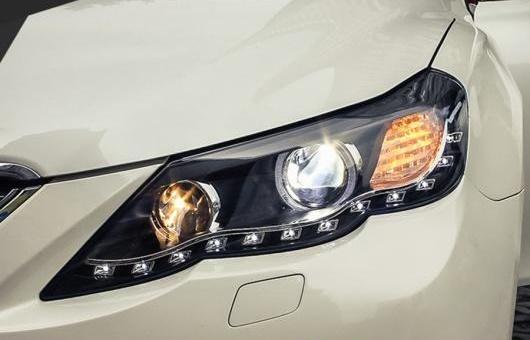 AL ヘッドライト 適用: トヨタ マーク X 2010-2013 レイツ/マークX LED ヘッドランプ デイタイムランニングライト DRL バイキセノン HID 4300K~8000K 35W・55W AL-HH-0984