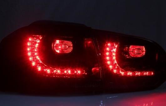<title>送料無料 AL 適用: テール ライト 2010-2012 おすすめ特集 VW ゴルフ 6 LED リア フォグ ランプ DRL ブレーキ + パーク シグナル レッド AL-HH-1116</title>