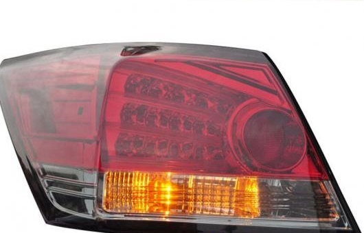 AL テール ランプ 適用: ホンダ アコード LED ライト 2008-2013 アルティス リア DRL + ブレーキ パーク シグナル ストップ レッド AL-HH-1133