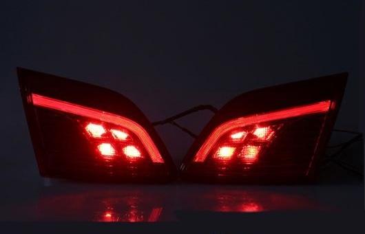 AL 適用: 日産 シルフ セントラ インナー LED テールライト 2016-2018 テール ランプ リア フォグライト 1ペア レッド AL-HH-1320