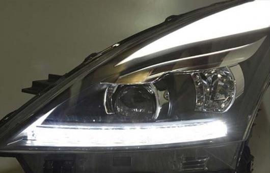 AL 適用: 日産 ティアナ LED ヘッドライト 2008-2012 アルティマ DRL BI キセノン レンズ ハイ ロー ビーム パーキング 4300K ホワイト イエロー~8000K ホワイト ブルー 35W AL-HH-1340