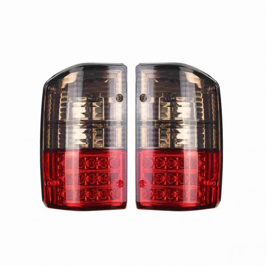 AL リア テールライト ブレーキ ランプ テールライト ランプ 適用: 日産 パトロール GQ 1/2シリーズ 1988 1989 1990 1991 1992 1993 1994 1995 1996 1997 ペア レッド AL-HH-1588