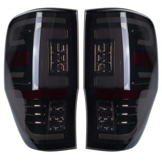 AL ペア LED テール ライト リア テール ランプ ブレーキ ランプ 適用: フォード/FORD レンジャー T6 T7 PX MK1 MK2 ワイルドトラック 2012 2013 2014 2015 2016 2017 2018 2019 タイプ D AL-HH-1922