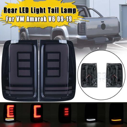 有名ブランド AL AL-HH-1863 ライト エクステリア オート ランプ リア リア LED ライト テール ランプ ターンシグナル 適用: VW アマロック V6 2009-19 LED DRL テール ライト ブラック・テール ライト レッド AL-HH-1863, 【外部サイト】オイシックス:96b9d86c --- gerber-bodin.fr