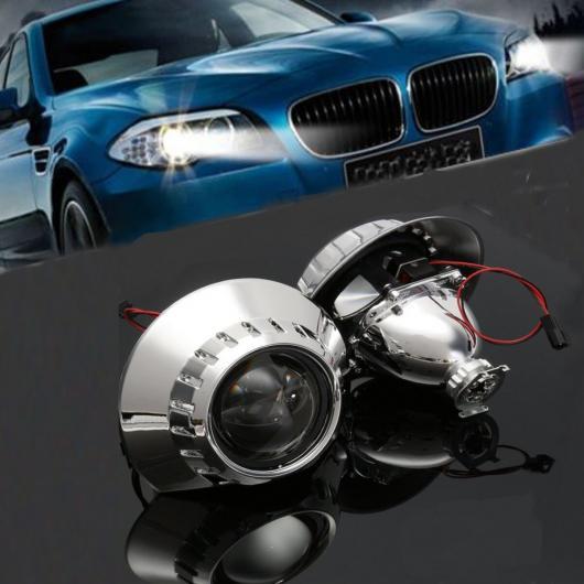 AL 1ペア 左 右 2.5 バイキセノン HID プロジェクター レンズ ヘッドライト バルブ H1 適用: BMW E46 M3 セダン ワゴン クーペ 左・右 AL-HH-1911
