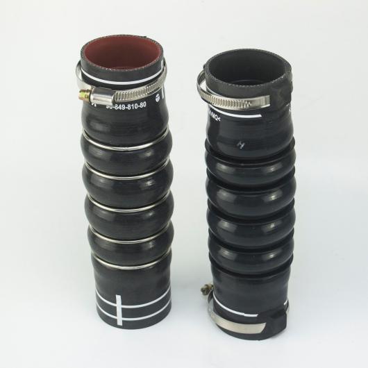AL 1ピース インタークーラー インレット 1440N2 レッド 1440N3 ブラック 適用: ドンフェン プジョー/PEUGEOT 508 シトロエン/CITROEN C5 AL-HH-2841