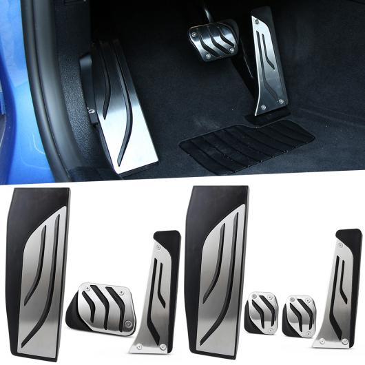 AL ブレーキ アクセル フューエル ペダル 適用: BMW 1 2 3 4シリーズ M3 M4 E87 E90 F20 F21 F30 F32 F36 F80 F82 フット レスト スロットル ブレーキ 4ピース MT・3ピース AT AL-II-1116