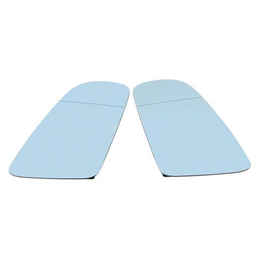 AL アウトサイド バックミラー ミラー ガラス 適用: アウディ/AUDI A4 B6/B7 セダン/アバント 2002-2008 ヒーテッド リア ビュー ミラー ガラス ブルー 1ピース 右・1ピース 左 AL-II-1235