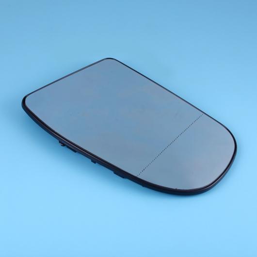 AL 互換: 2038100121 左ハンドル 運転席側 ブルー ヒーテッド ミラー ガラス ABS 適用: ベンツ E/Cクラス W211 W203 AL-II-1310