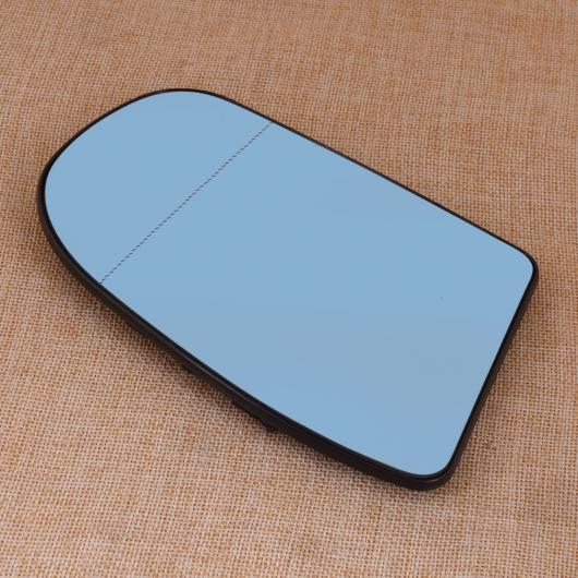 AL 互換: 2038100221 右 助手席側 ブルー ヒーテッド ミラー ガラス 適用: ベンツ E/Cクラス W211 W203 セダン ワゴン 2003-2006 AL-II-1314