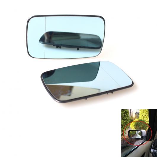 AL ミラー ガラス ヒーテッド ブルー ペア 適用: BMW 3シリーズ E46 1999-2005 セダン 4ドア AL-II-1333