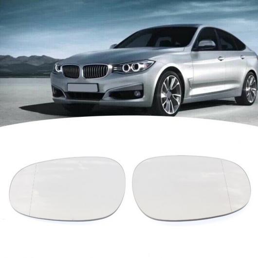 AL ブルー ガラス ヒーテッド ウイング ドア サイド ミラー ガラス バックミラー ミラー 適用: BMW E81 E88 E90 E91 E92 2009 2010 2011 2012 左・右 AL-II-1346