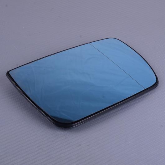 AL 互換: 51167039595 左ハンドル ワイド アングル サイト バックミラー ヒーテッド ドア ミラー ガラス ブルー 適用: BMW X5 E53 2000-2003 2004 2005 2006 AL-II-1376