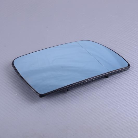 AL 互換: 51167039596 右 ワイド アングル サイト バックミラー ヒーテッド ドア ミラー ガラス ブルー 適用: BMW X5 E53 2000-2003 2004 2005 2006 AL-II-1377