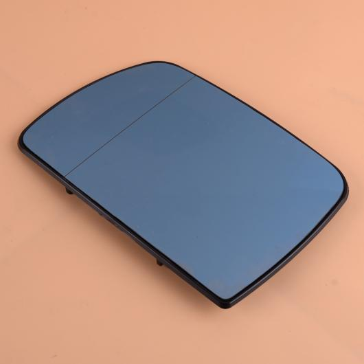 AL ブルー 左ハンドル ワイド アングル サイト バックミラー ヒーテッド ドア ミラー ガラス 適用: BMW X5 E53 2000-2003 2004 2005 2006 51167039595 AL-II-1387