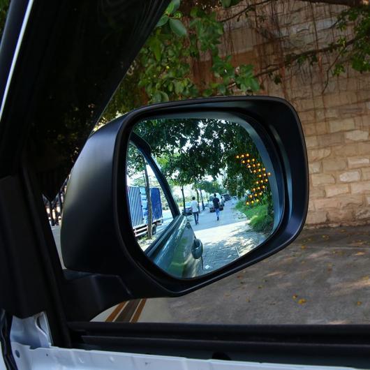 送料無料 AL パワー ヒーテッド ブルー ワイド アングル サイト サイド リア 2007-2010 AL-II-1452 ミラー 授与 ランドクルーザー 適用: トヨタ 右側 左側 ビュー おすすめ プラド