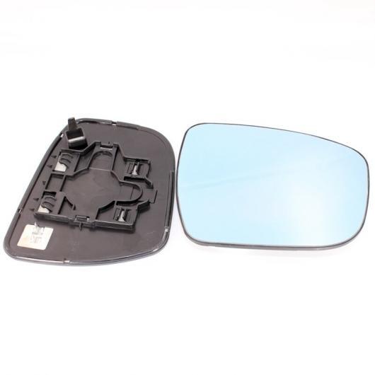 AL ワイド ビュー 防眩 リア ビュー ミラー ガラス ブルー ヒーテッド サイド ウイング ミラー ガラス LED ウィンカー 適用: 日産 エクストレイル LEDウィンカー AL-II-1481
