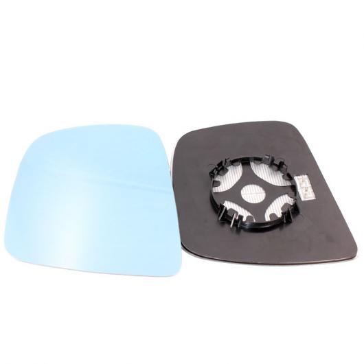 AL ワイド ビュー リア ビュー ミラー ガラス 防眩 ブルー サイド ウイング ミラー ガラス ヒーター LED ウィンカー 適用: 日産 NV200 LEDウィンカー AL-II-1588