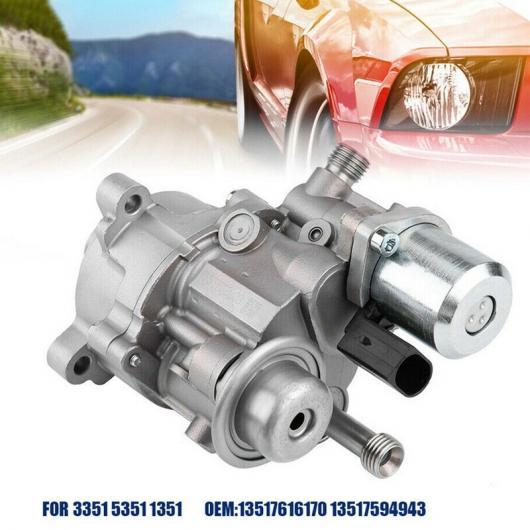 AL 高圧 フューエルポンプ 適用: BMW N54/N55 エンジン 335I 535I 13517616170 シルバー AL-II-2859